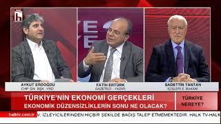 İşte Türkiye'nin ekonomi gerçekleri / Türkiye Nereye - 3. Bölüm - 20 Ekim