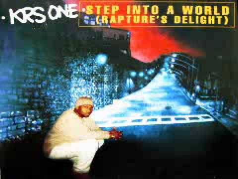 KRS One - Step Into The World