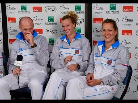 2015 Fed Cup Final: Czech team quiz