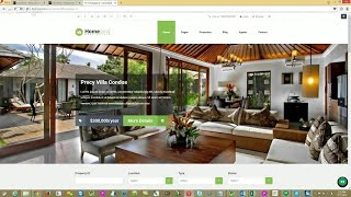 Homeland Wordpress Theme Review & Demo | Responsive Real Estate Theme for WordPress | Homeland Price & How to Install