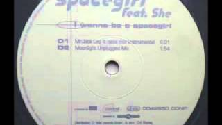 SPEED GARAGE - SPACEGIRL - I WANNA BE A SPACEGIRL - (Mr. Jack leg Bass Instrumental) mp3