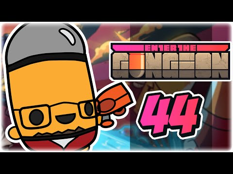 Super Cursed | Part 44 | Let's Play: Enter the Gungeon | Marine PC Gameplay