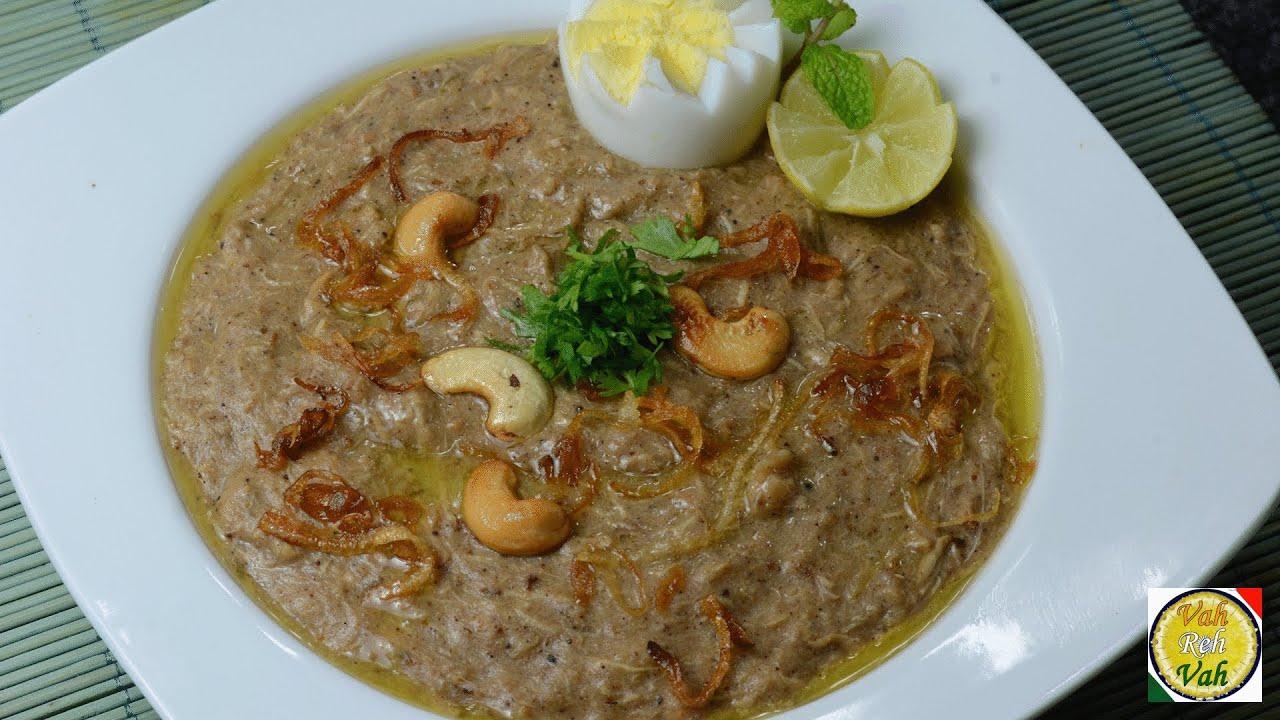 Chicken haleem by vahchef vahrehvah youtube forumfinder Gallery