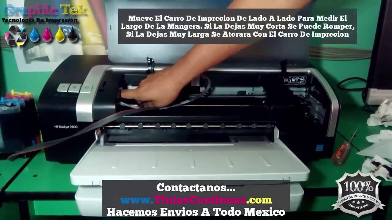 HP9800 PRINTER DRIVER WINDOWS 7 (2019)