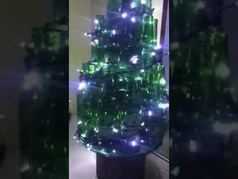 Albero Di Natale Heineken.Albero Natale Heineken Youtube