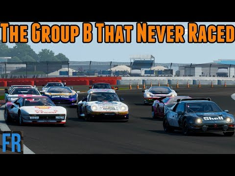 The Group B That Never Raced - Forza Motorsport 7