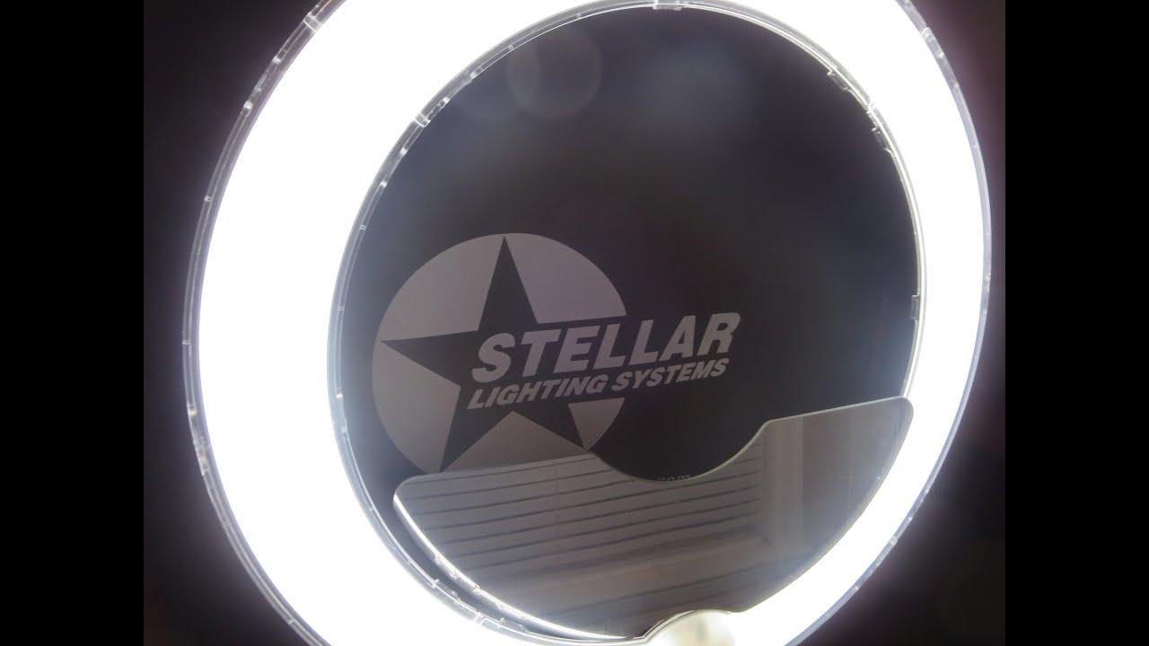 Stellar Led Diva Ll Ring Light: Stellar Diva Ring Light Unboxing And Set Up!~PiecesofNika