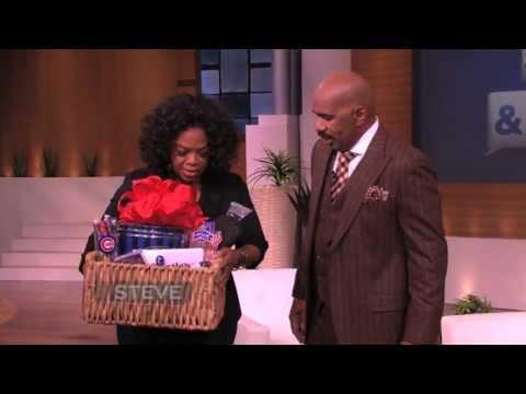 Ask Steve - OMG! It's Oprah!