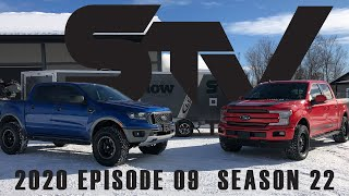 Snowmobiler TV 2020 - Episode 9 - Ford Series Trucks/Huntsville