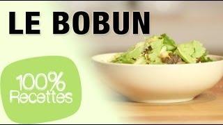 100% recettes - Le Bobun