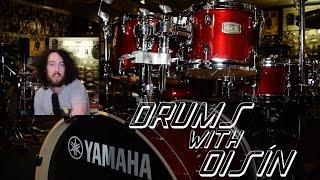 Yamaha Stage Custom Birch Kit 2016 - Drums With Oisín (MMTV)