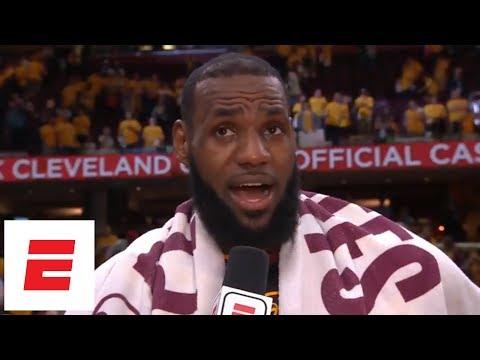 LeBron James praises Kyle Korver, Tristan Thompson, other veteran teammates after Game 4 win | ESPN