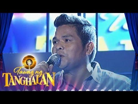 Tawag ng Tanghalan: Michael Siaboc | Victims of Love