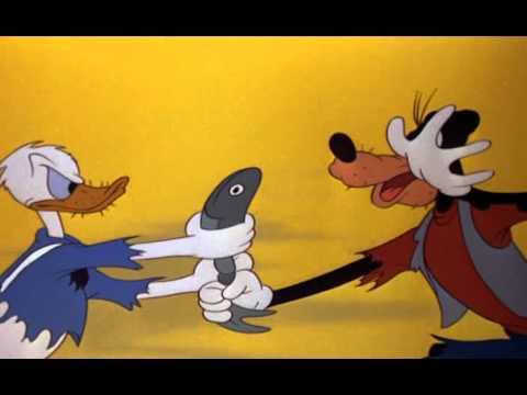 Donald dingo donald et dingo marins 1945 youtube - Donald et dingo ...