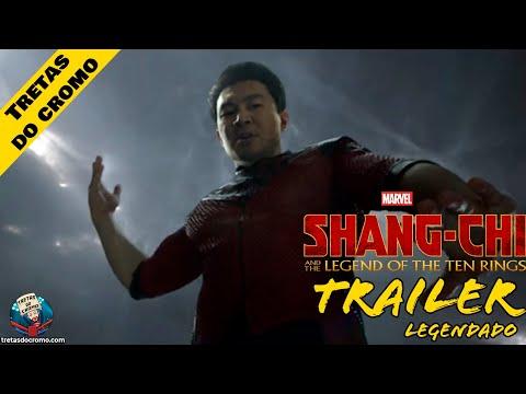 Shang-Chi e o Lenda dos Dez Anéis da Marvel Studios, recebe mais um trailer
