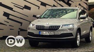 Ein echter SUV: Skoda Karoq | DW Deutsch