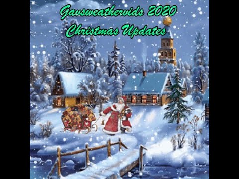 Weather For Week Of Christmas 2020 First Christmas 2020 Weather Forecast   YouTube