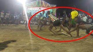 5-5 raids PERUMANADU vs AGARAPATTI  Best Defensive Kabaddi match