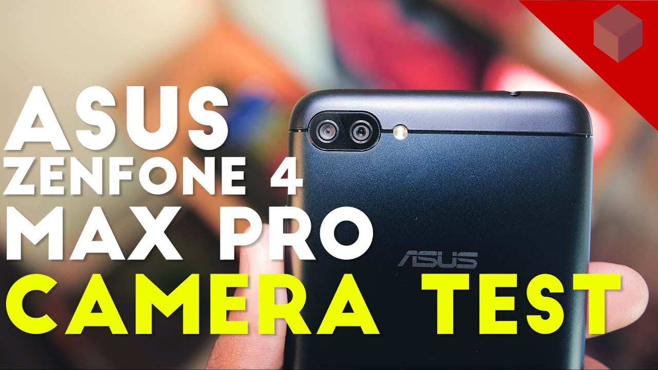 ASUS Zenfone Max in the Test