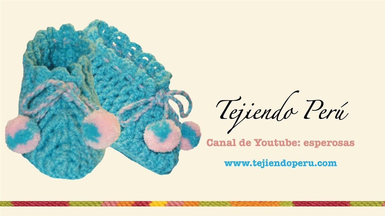 Pantuflas tejidas en crochet (tamaño estándar para adulta ...