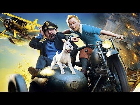 ► The Adventures of Tintin - The Movie | All Cutscenes (Full Walkthrough HD)