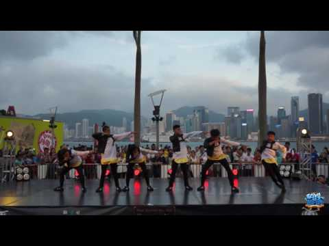 Feetness Pad (Philippines)|排舞比賽|High Schoolers Asian Hip Hop Championship 2017 Asia Final