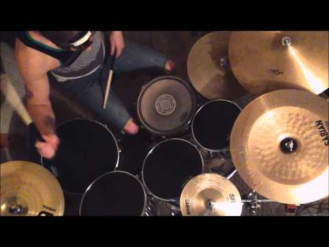 The Amity Affliction - Life Underground (Drum Cover)