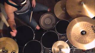 Download The Amity Affliction - Life Underground (Drum Cover) MP3 song and Music Video