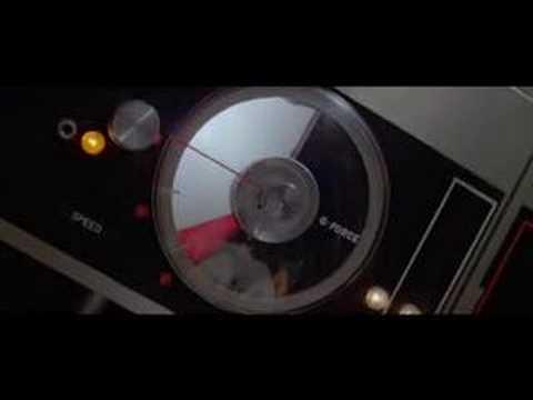 James Bond Moonraker Space Flight Simulator Scene