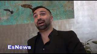 ((Must See))  Paulie Malignaggi Reveals What He Reaaly Thinks Of Conor McGregor  EsNews Boxing