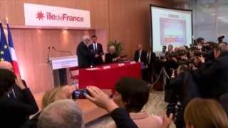 Contrat Etat-Région : 7 milliards pour l'Ile-de-France