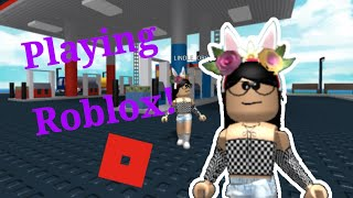 Playing Roblox! Cause I'm Bored...
