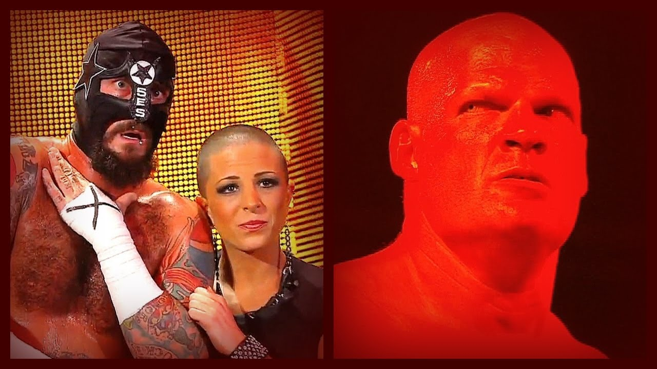 Kane Continues To Question & Assault The Potential Undertaker Attacker(s)! 6/11/10