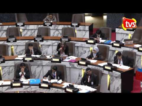 Sidang Ahli Dewan Undangan Negeri (Adun) Muda Selangor 2014 [2/4]