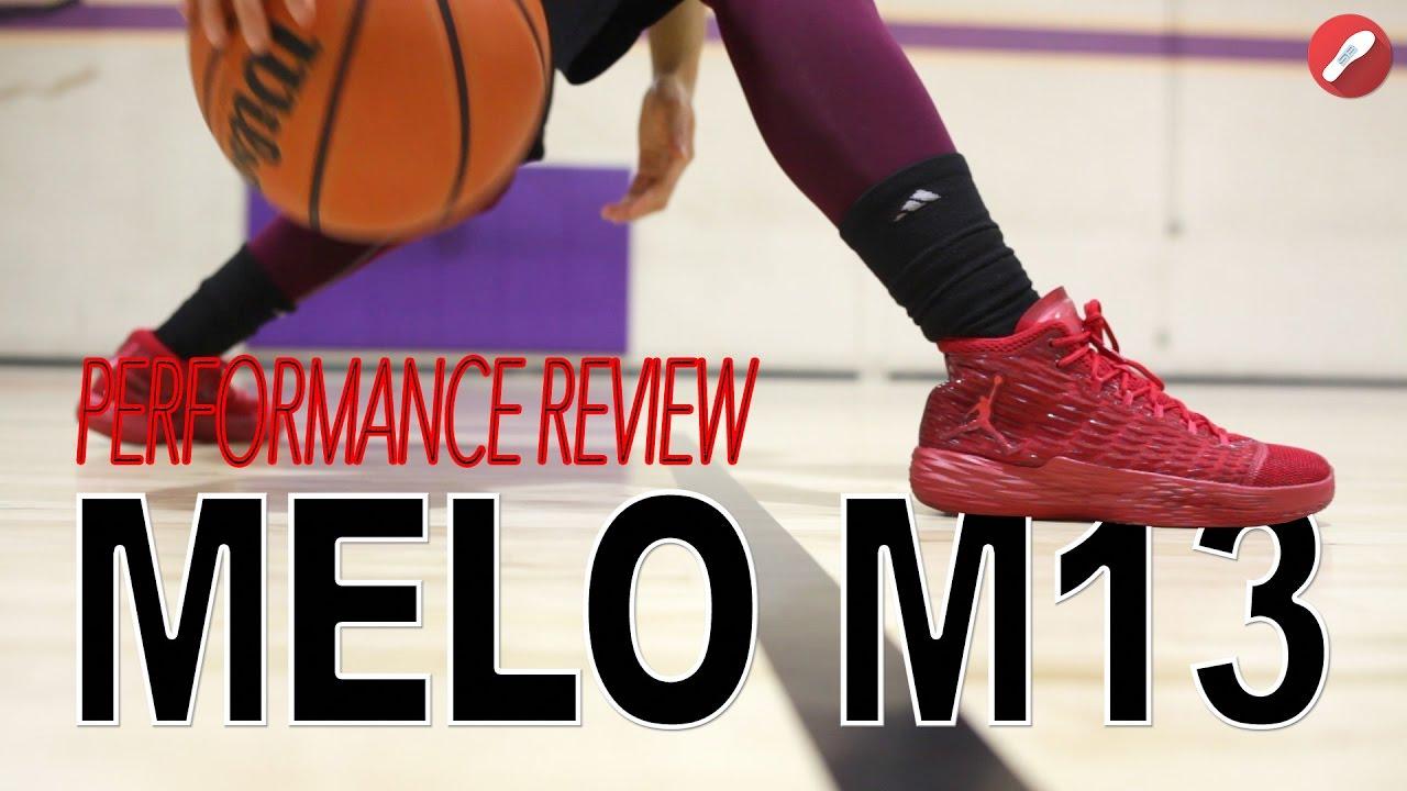 039b965ac684 Jordan Melo M13 Performance Review! - YouTube