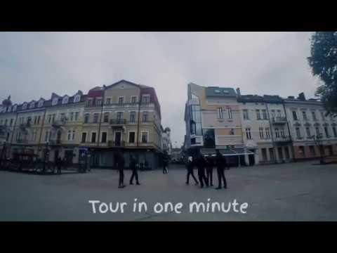 TRAVEL WAGON | Ukraine, Ternopil | Tour in one minute