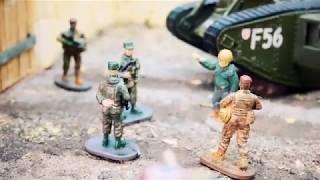 Мультики машинки ТАНКИ в военном музее Военные солдатики Новые Мультфильмы для мальчиков 2018