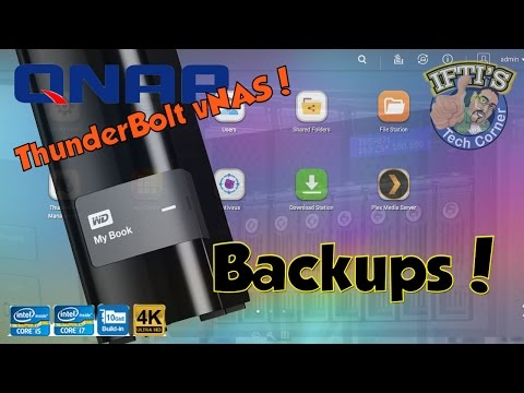 QNAP QTS - BACKUPS & Backing up to External Drives : GUIDE