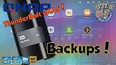 How to Setup a Backup Job to External Drive - YouTube