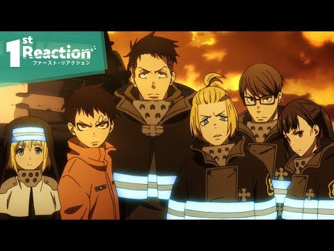 Is Fire Force Worth Watching? | First Reaction