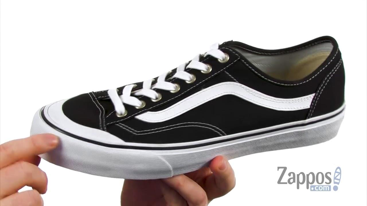 Vans Style 36 Decon SF SKU: 8991051