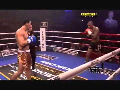 "Glory 9 - Tyrone ""King of the Ring"" Spong VS Michael Duut - K.O. Quarter Final from YouTube · Duration:  1 minutes 18 seconds"