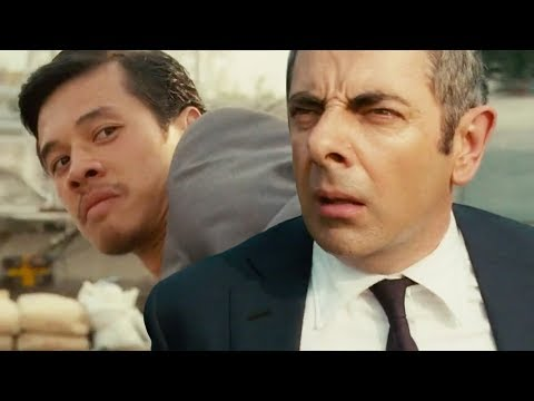 Catch Me If You Can! | Funny Clip | Johnny English Reborn | Mr Bean Official