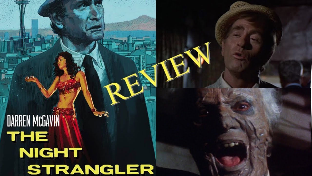 Download THE NIGHT STRANGLER (1973) - MOVIE REVIEW