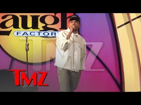 Papa Keith - Chance The Rapper Takes A Shot At Stand-Up