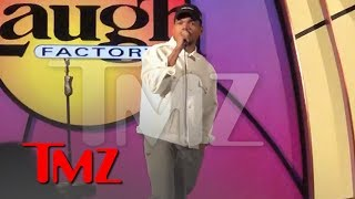 Chance the Rapper Tries His Hand at Stand-Up Comedy at Laugh Factory | TMZ