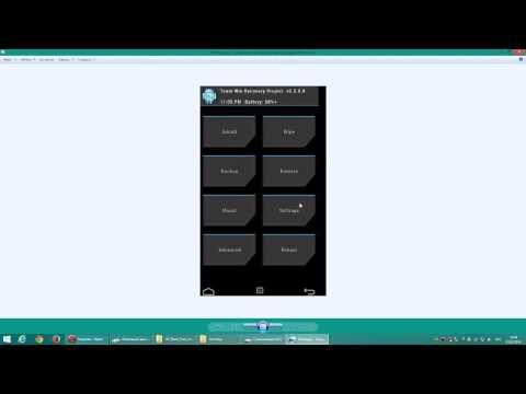 Jiayu G2: прошивка кастомного рекавери (часть 2) - MobileUncle Tools