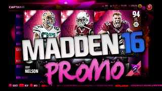 NEW 94 OVERALL HONEY BADGER! SUPERLATIVE PROMO REVIEW  | MADDEN 16 ULTIMATE TEAM
