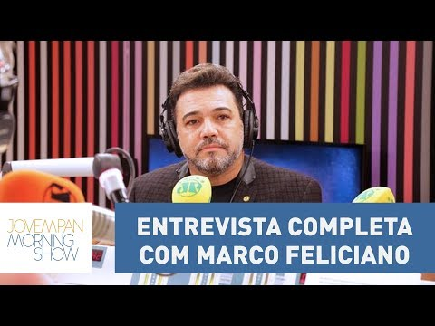 Entrevista completa com o Pastor Marco Feliciano