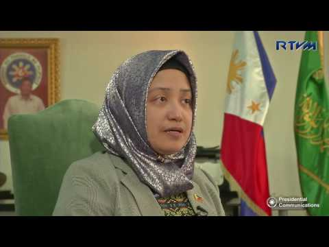 Interview with Consul Imelda Macapundag Panolong 4/9/2017